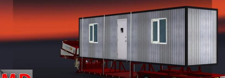 Trailer Site hut v1.12.1
