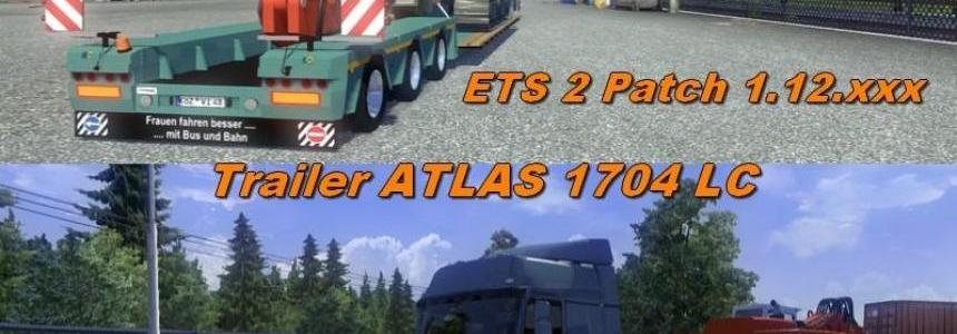 Trailer with ATLAS 1704 LC v1.12.x