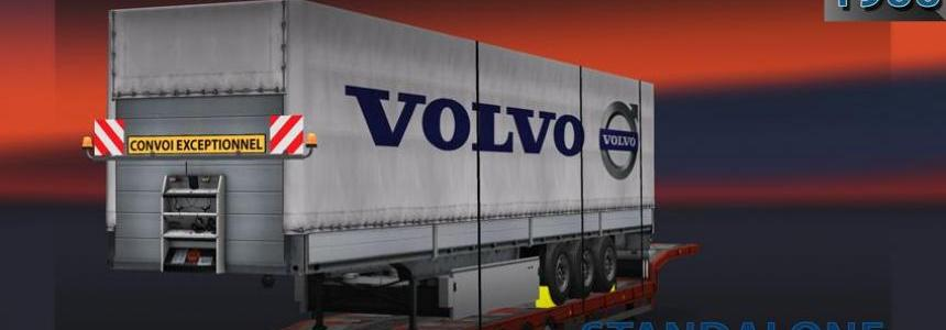 Transport trailer Schmitz v1.12.1