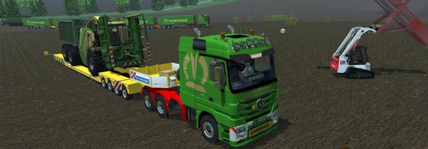 Truck Mercedes v2