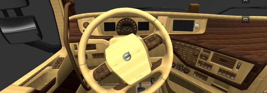 Volvo 2012 Wood Interior