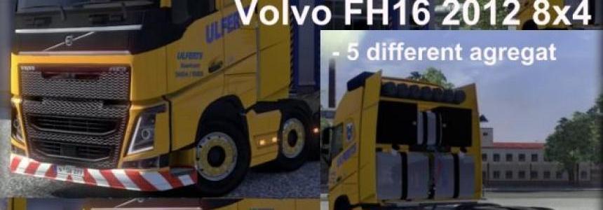 Volvo FH16 2012 8x4 V1