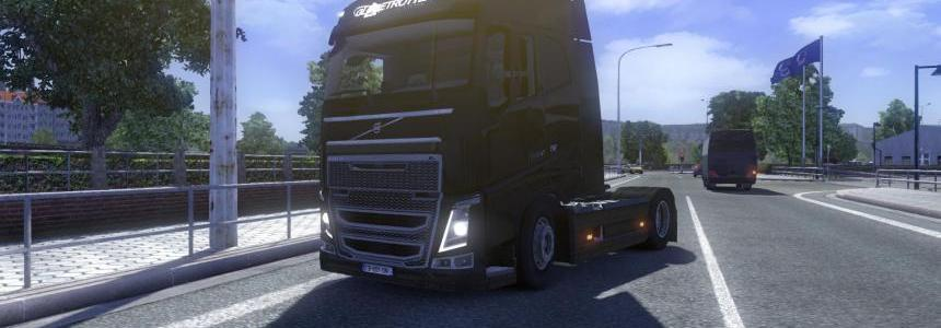 Volvo Fh16 2012 Low Chassis Mod v1