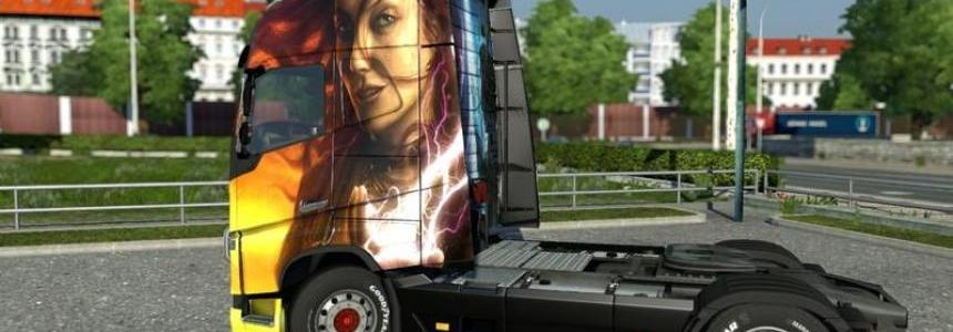 Volvo FH2012 Magic Moments v1.0