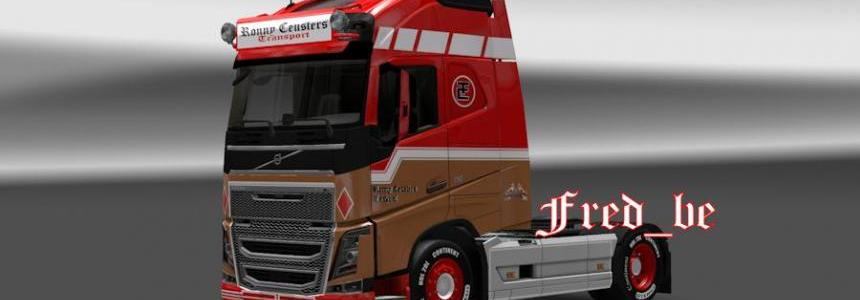 Volvo fh2012 Ronny Ceusters 1.12.x