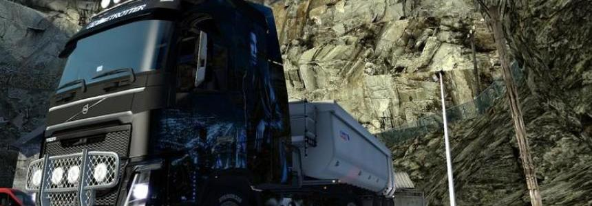 Volvo FH2012 Underworld v1.0