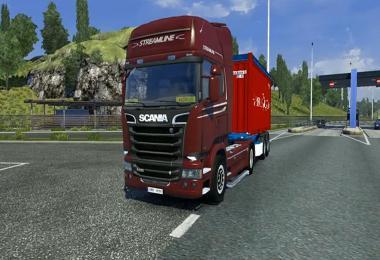 Scania Streamline Sound