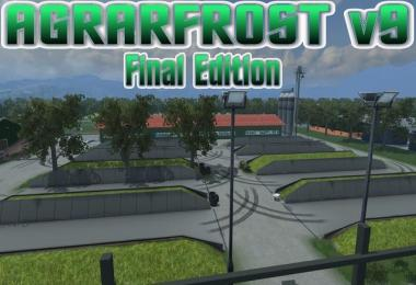 Agrarfrost Final Edition v9.8 SoilMod Edition