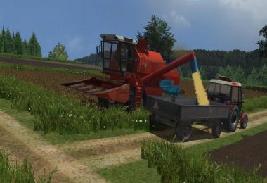 Corn Header