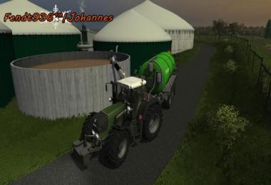 Kirchlengern biogas plant v0.98