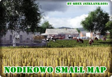Nodikowo Small Map
