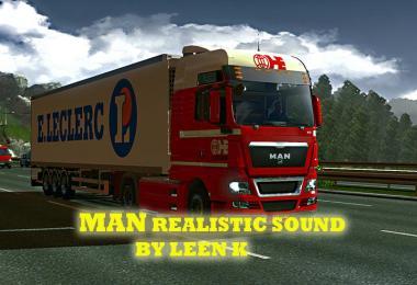 Realistic MAN L6 and V8 soundmod