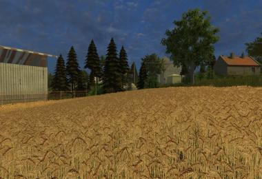 Realistic Wheat Texture v1.0