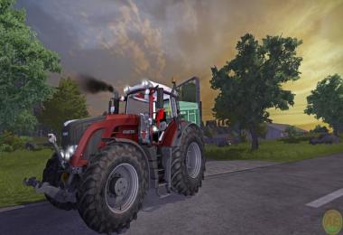 Skin for the Fendt 936 v1.0