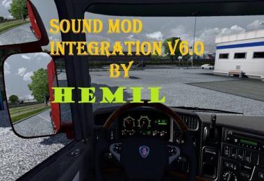 Sound Mod Integration v6.0