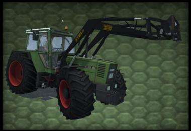 Stoll front loaders texture v1.0