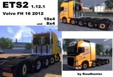 Volvo FH 2012 10x4 und 8x4 Ulferts v3