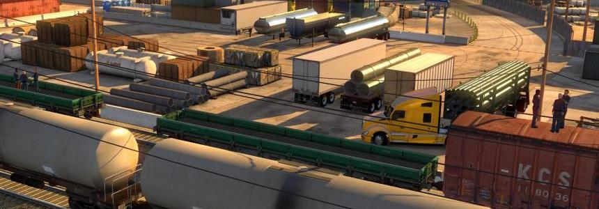 1.14 Update news and Across the desert in ATS