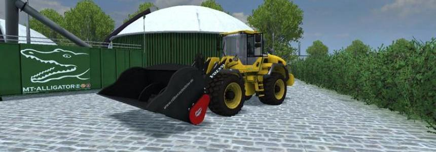Alligator RS3000 fur Volvo L120H v3.0