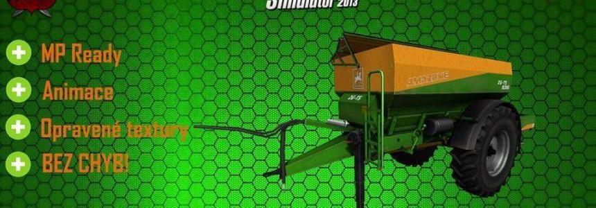 Amazone ZG TS 8200