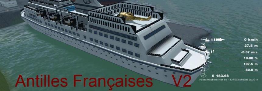 Antilles francaises v2