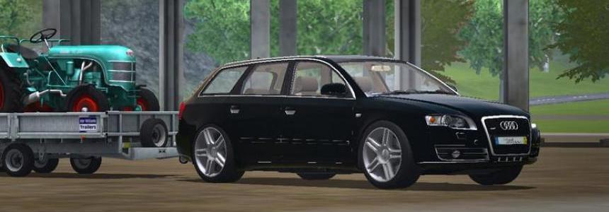 Audi A4 Quattro v1.0 AVANT