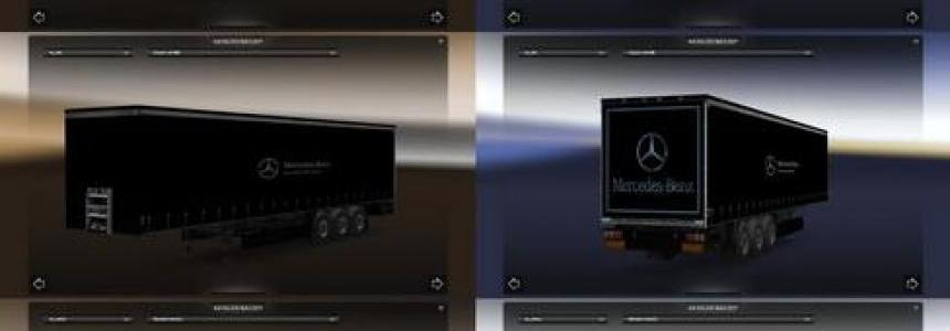 Auto trailer skinpack v1.13