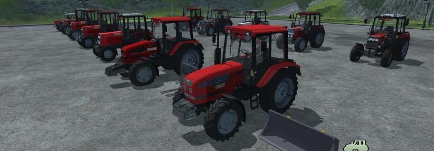 Belarus Agroroll pack