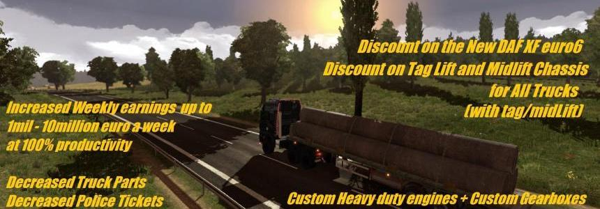 Bennekeben's Mega Discount Mod v1.4