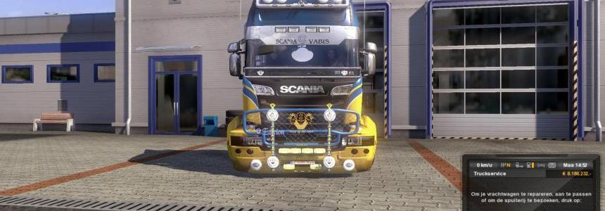 Bennekeben's Money Mod supported for Ets2