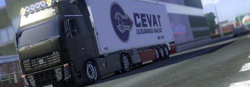 Cevat CO İnternational Transport Trailer 1.13.1