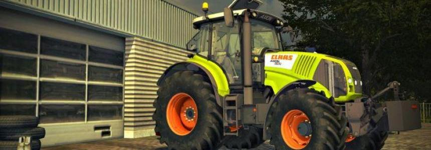 Claas Axion 830 v4 MR