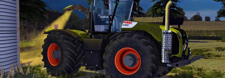 CLAAS XERION 5000 V5