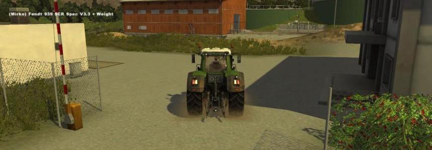 CollinaFarm forest Mod V2