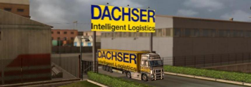 Dachser package v1.0