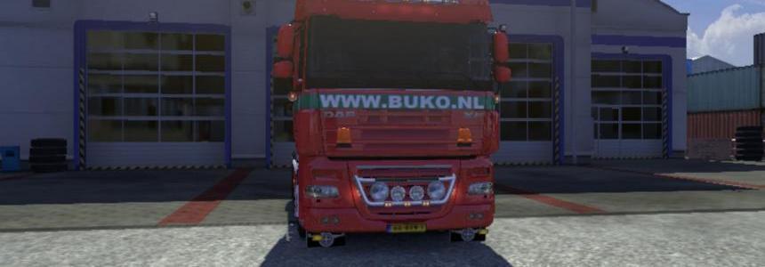 DAF 50K - BUKO  1.12.1 - 1.13.3