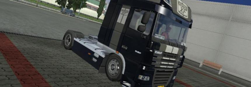 DAF XF skin exclusive edition