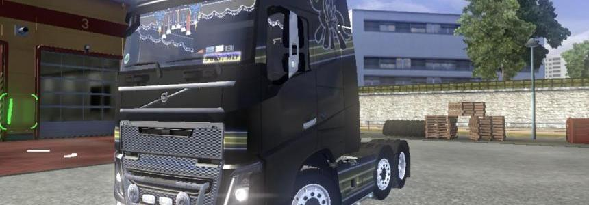 Derpy glow skin for new Volvo FH
