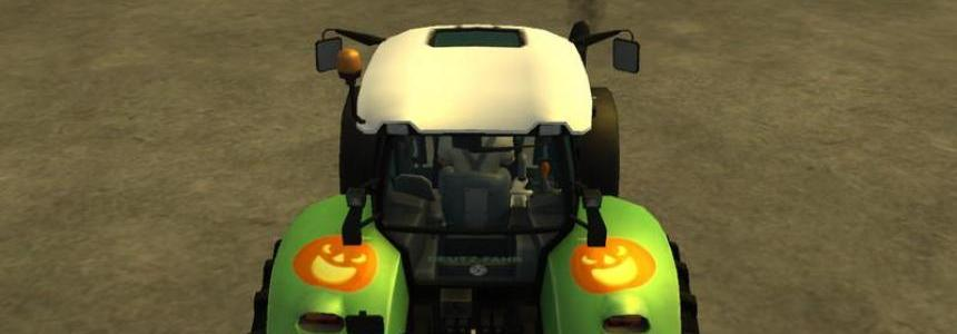 Deutz Agratron X720 Halloween Update