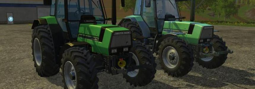 Deutz Fahr Agro Star 6.61 v1.0