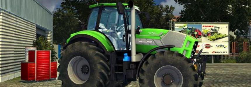 DEUTZ FAHR TTV 7250 V2 MR