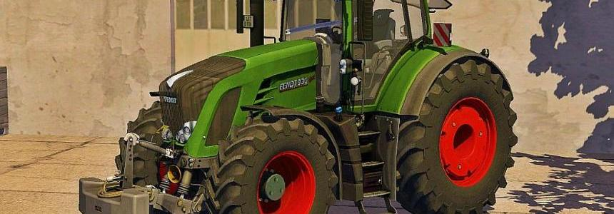 Fendt 936 Vario Fixed