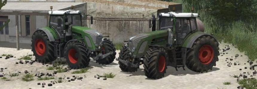 Fendt 936 Vario WP Washable