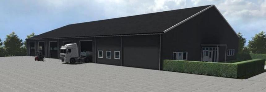 Garage Hall v1.0