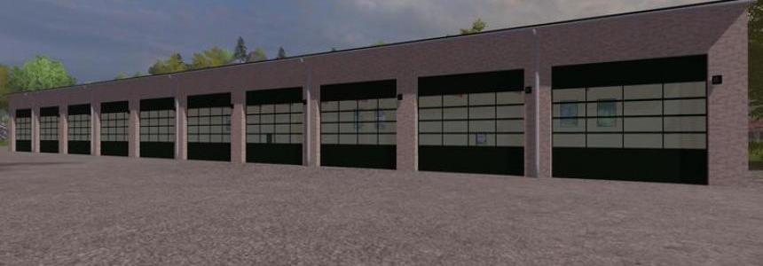 Garaging Hall v1.0