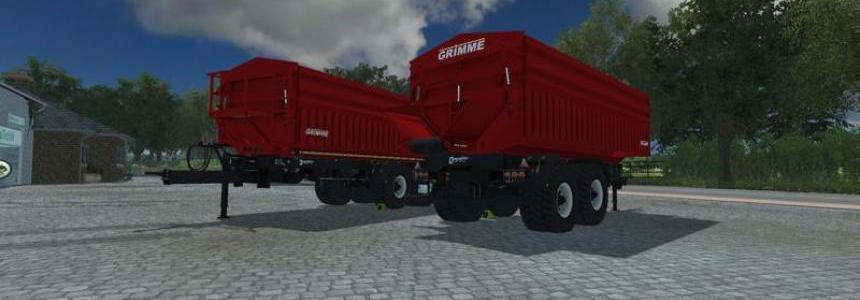 Grimme MultiTrailer 190 v1.0