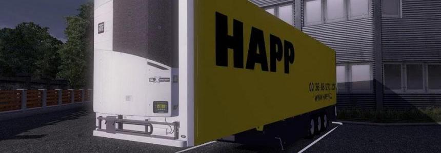 Happ Trailer + Skin v 2.0