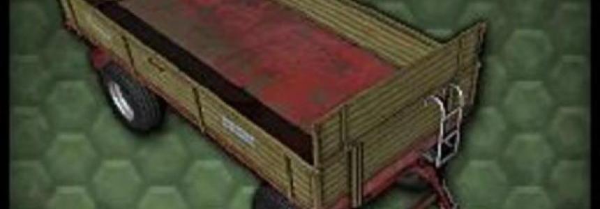 Holzschnitt Anhanger v1.0