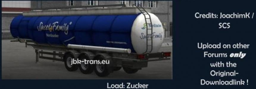 JBK Trailer northern sugar v1.0