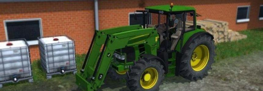 John Deere 6330 Premium v2 MR